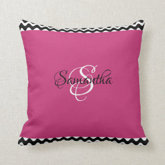 Cozy & Customized Magenta Color - Cushion