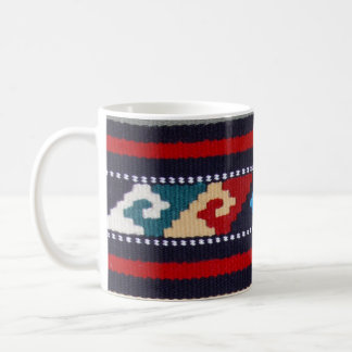Cozy fibonacci comfort coffee mug