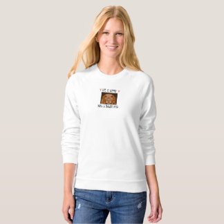 Cozy Golden Irish sweatshirt