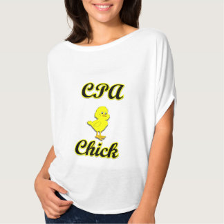 CPA Chick T-Shirt