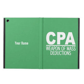 CPA custom color cases iPad Air Cover