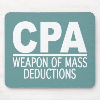 CPA custom mousepad