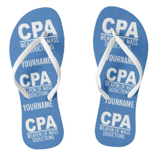 CPA custom name & color sandals
