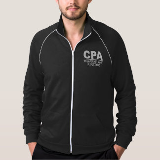 CPA jackets – choose style & color
