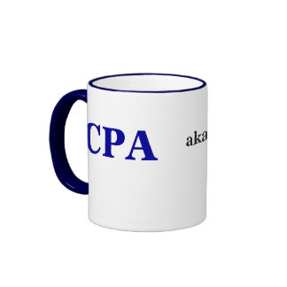 CPA Male aka Funny Names and Cruel Pseudonyms! Mugs