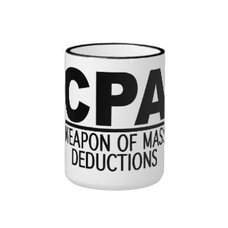 CPA mug – choose style & colour