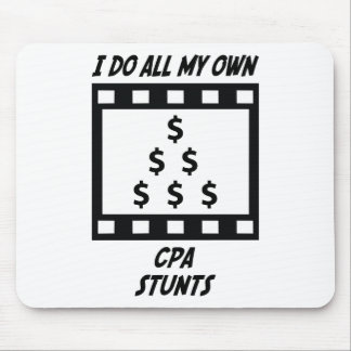 CPA Stunts Mouse Pad