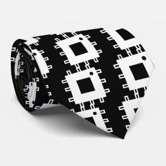 Cpu Mains Pictogram Tie