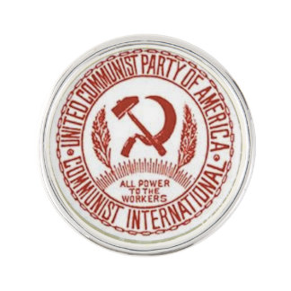 CPUSA Retro Lapel Pin