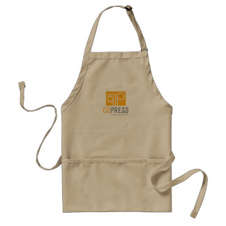 CQ Press Logo Apron