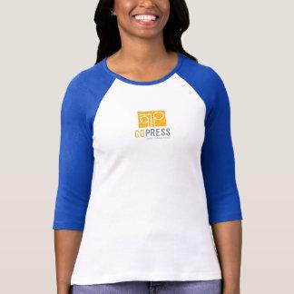 CQ PRess Women's Baseball T-Shirt