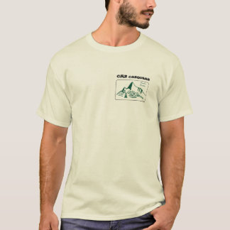 CR2 Conquers the Picchu T-Shirt