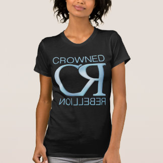 CR Ladies Twofer Sheer (Fitted) T-shirt