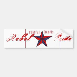 CR Star bumper sticker