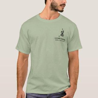 CR Zen Center Dragon, no quote T-Shirt