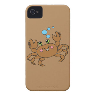 Crab 3 iPhone 4 cover