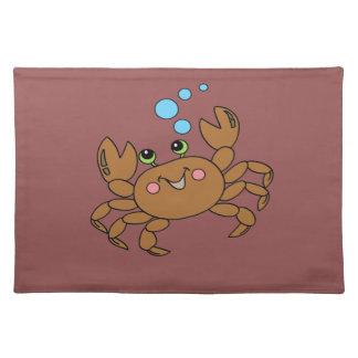 Crab 3 placemat