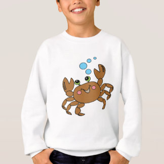 Crab 3 sweatshirt