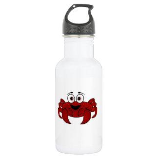 Crab 532 Ml Water Bottle