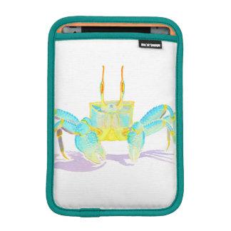 crab_6500_shirts iPad mini sleeve