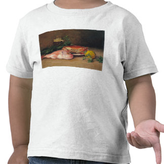 Crab and Red Mullet T Shirt