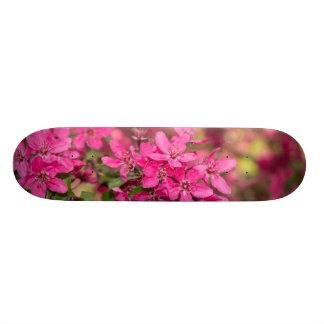Crab Apple Blooms 19.7 Cm Skateboard Deck