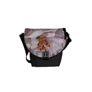 Crab Apple Flower Mini Messenger Bag