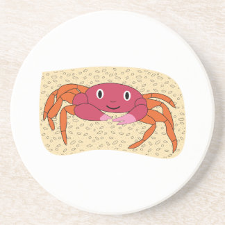 Crab Beverage Coaster