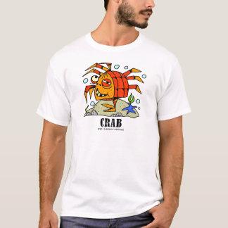 Crab by Lorenzo © 2018 Lorenzo Traverso T-Shirt
