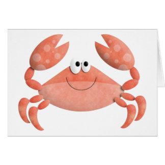 Crab Card
