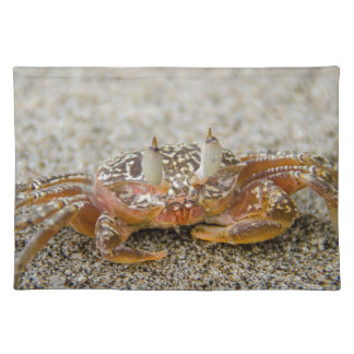 Crab claws placemat
