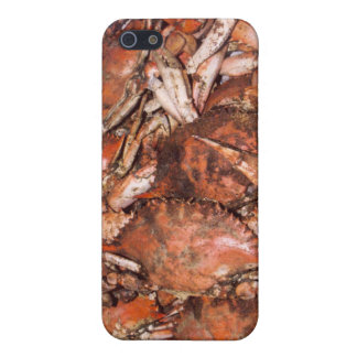 Crab Feast iPhone 5/5S Cover