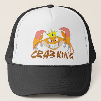 Crab King Hat