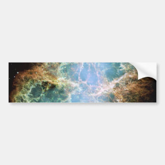 Crab Nebula Bumper Sticker