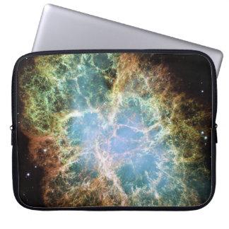 Crab Nebula Laptop Computer Sleeve