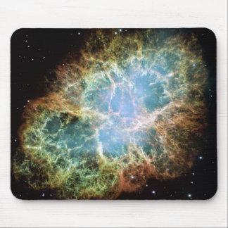 Crab Nebula Mouse Pad