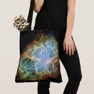 Crab Nebula Outer SpaceTote Bag