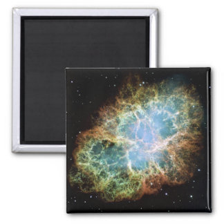 Crab Nebula Supernova NASA Magnet