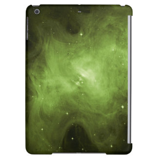Crab Nebula, Supernova Remnant, Green Light