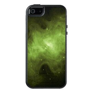 Crab Nebula, Supernova Remnant, Green Light OtterBox iPhone 5/5s/SE Case