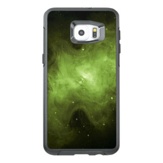 Crab Nebula, Supernova Remnant, Green Light OtterBox Samsung Galaxy S6 Edge Plus Case