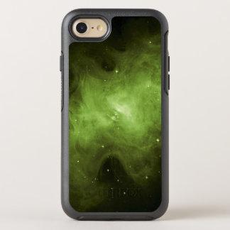 Crab Nebula, Supernova Remnant, Green Light OtterBox Symmetry iPhone 8/7 Case