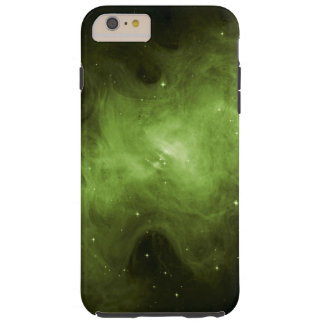 Crab Nebula, Supernova Remnant, Green Light Tough iPhone 6 Plus Case