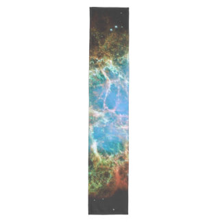 Crab Nebulae Space Astronomy Science Photo Medium Table Runner