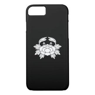 Crab peony iPhone 8/7 case
