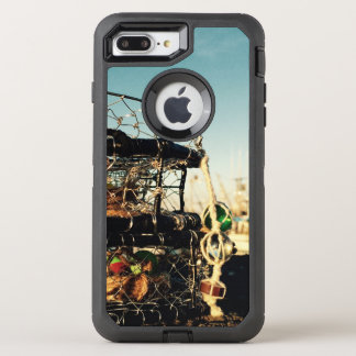 Crab pot OtterBox defender iPhone 8 plus/7 plus case