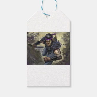 Crab Scout.tif Gift Tags