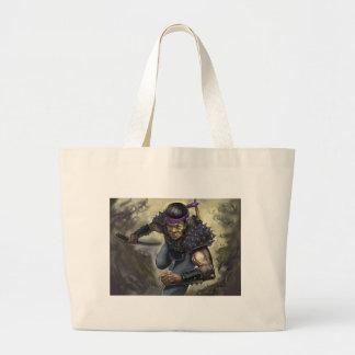 Crab Scout.tif Large Tote Bag