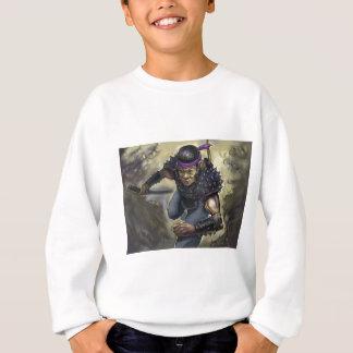 Crab Scout.tif Sweatshirt