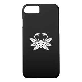 Crab-shaped gentian iPhone 8/7 case